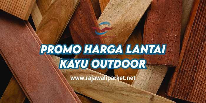 promo lantai kayu