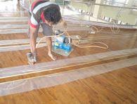 penjual lantai kayu untuk kota Lampung