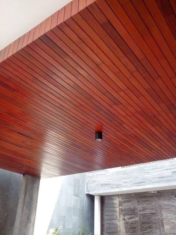 harga plafon kayu