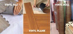 keramik dan vinyl