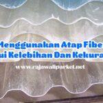 atap fiber